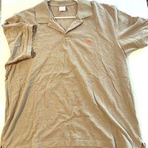 Brooks Brothers Beige Polo Shirt